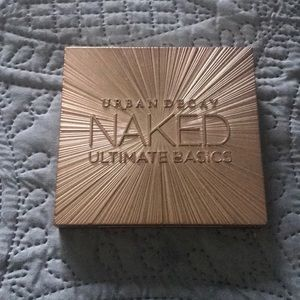 Naked nude pallet